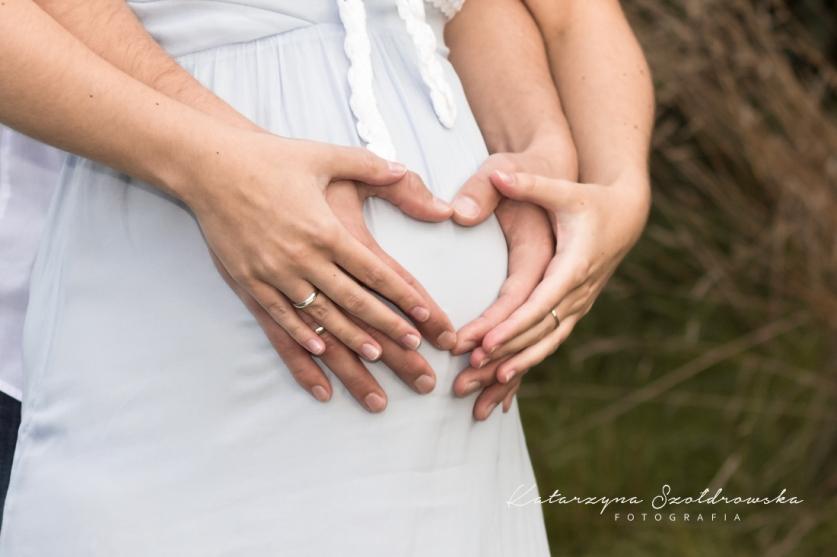 Sesja ciążowa wykonana przez fotografa dziecięcego w Krakowie.Maternity photography Cracow